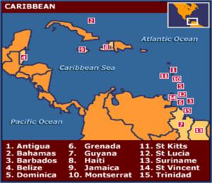 CARICOM members
